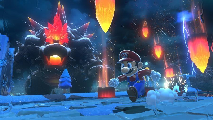 """Super Mario 3D World: Bowser""""s Fury - Divulgação"""