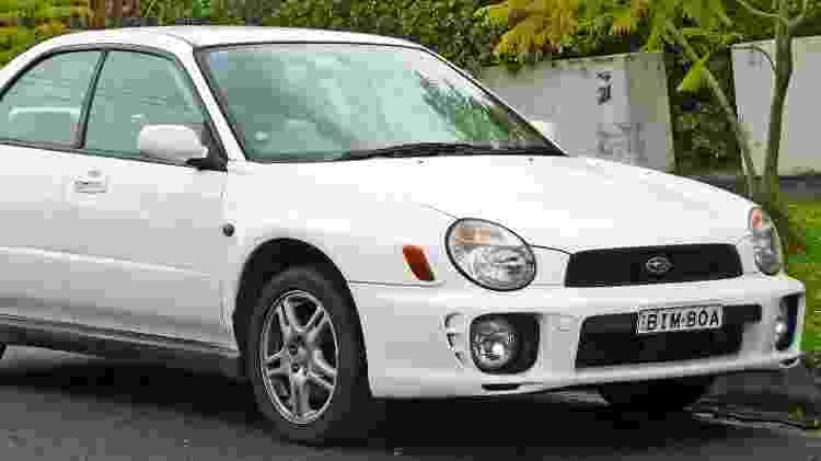 Subaru Impreza 2001 - Wikimedia Commons - Wikimedia Commons