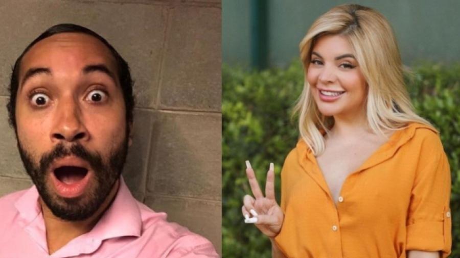 BBB 21: Fãs de Gil do Vigor pedem para economista não gravar com Gkay e irritam influencer - Reprodução/Instagram