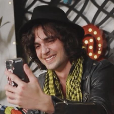 BBB 21: Fiuk mostrou chamada de vídeo com Fábio Jr. logo após deixar o programa - Reprodução/Instagram
