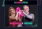 'Power Couple': Deborah Albuquerque e Bruno Salomão seguem como favoritos (Foto: Reprodução/Instagram)