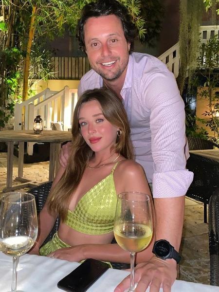 Duda Reis e Bruno Rudge terminam o namoro - Reprodução/Instagram