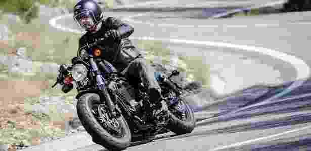 Harley-Davidson Forty-Eight 2016 - Divulgação - Divulgação