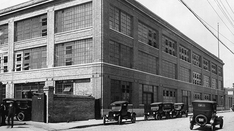Fábrica Ford Bom Retiro - Ford Motor Company Archives - Ford Motor Company Archives