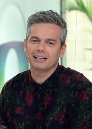 """Otaviano Costa reassume a bancada do """"Vídeo Show"""" nesta quarta - Divulgação/Globo"""