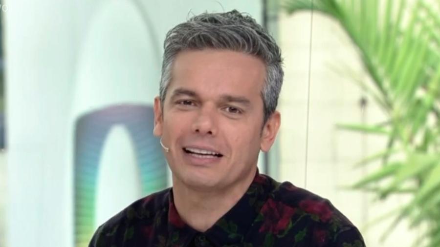 """Otaviano Costa no """"Vídeo Show"""" - Divulgação/Globo"""