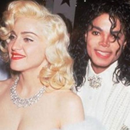 Madonna e Michael Jackson juntos - Getty Images
