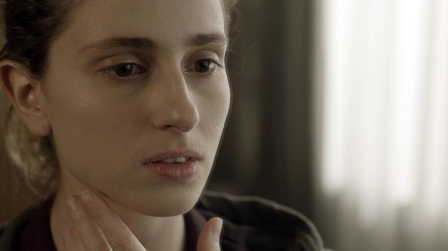"""Em """"A Força do Querer"""", Ivana se emociona com pelo no rosto  - Reprodução/Gshow"""