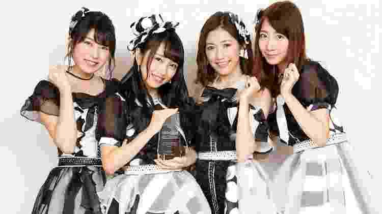 A banda AKB48 - Reprodução - Reprodução
