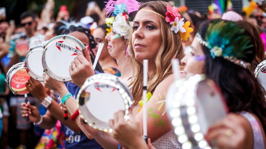 Bloco Bangalafumenga é um dos mais tradicionais blocos de Carnaval do Brasil  - Edson Lopes Jr./UOL