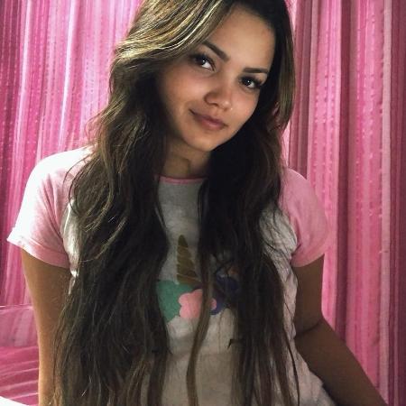 Suzanna Freitas, 17, filha de Kelly Key e Latino - Reprodução/Instagram