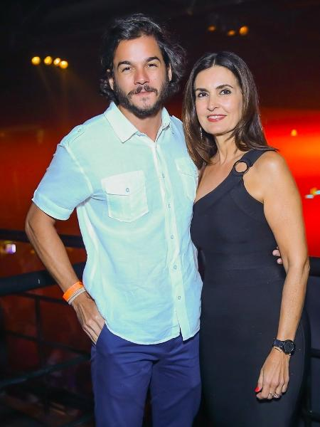 Fátima Bernardes e Túlio Gadelha - Manuela Scarpa/Brazil News