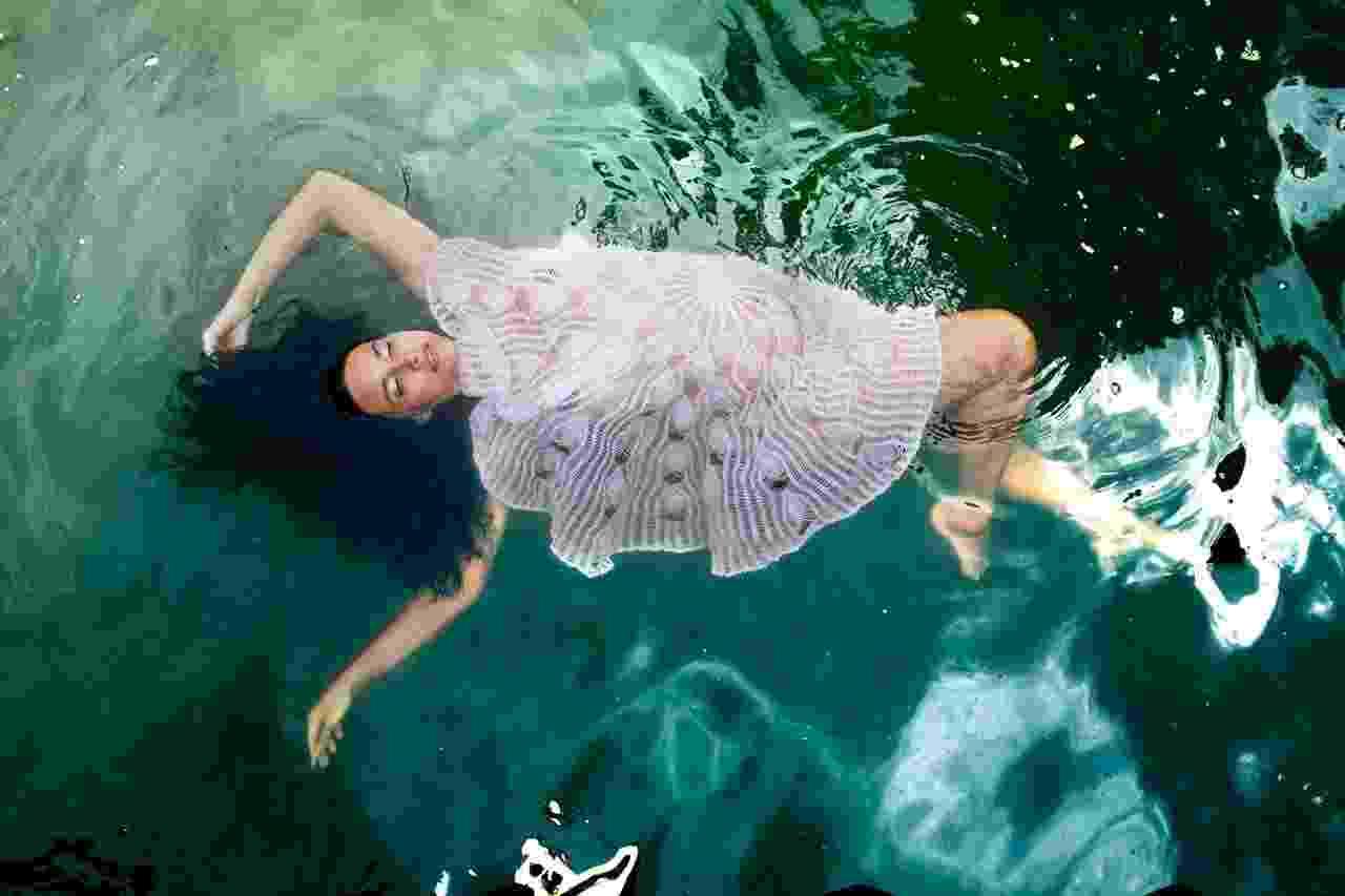 Débora Nascimento está na reta final da gravidez de Bella - Alexandre Sant'anna/Reprodução