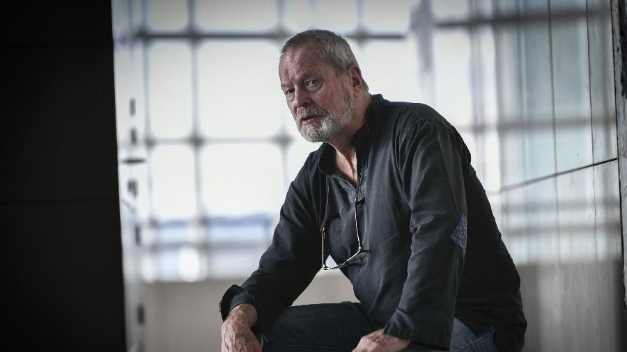 O ator e diretor Terry Gilliam - AFP/STEPHANE DE SAKUTIN