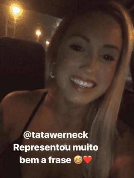 Reprodução/Instagram/eujessicamueller