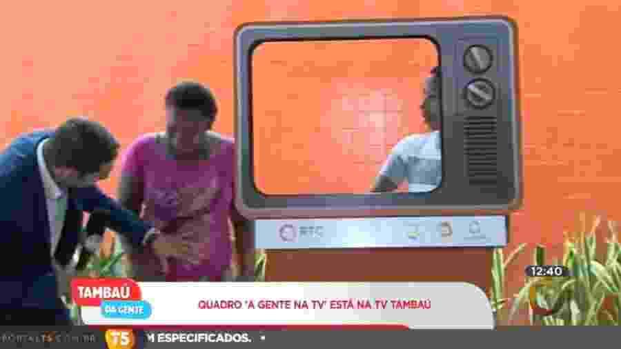 Reprodução/TV Tambaú/SBT