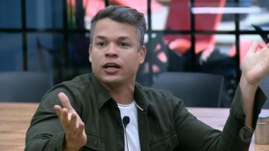 """Anderson se desentende com Nizo no """"Power Couple Brasil"""" - Reprodução/TV Record"""