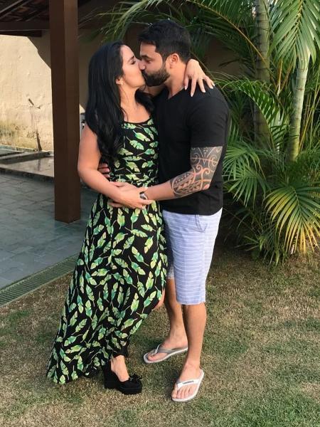 Fabíola Gadelha anuncia que vai se casar - Reprodução/Instagram