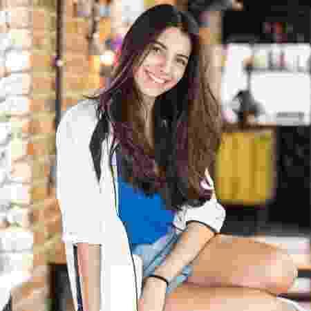 Rayssa Bratillieri - Victor Pollak/TV Globo