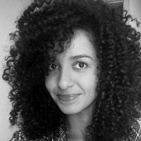 A pesquisadora Natália Neris - Arquivo Pessoal