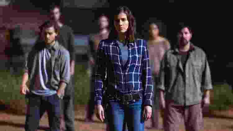 """Maggie condena a morte um morador de Hilltop na 9ª temporada de """"Walking Dead"""" - Divulgação - Divulgação"""