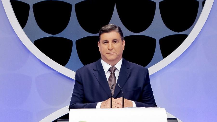 Carlos Nascimento foi absolutamente correto nas entrevistas com Bolsonaro e Haddad - Lourival Ribeiro/SBT