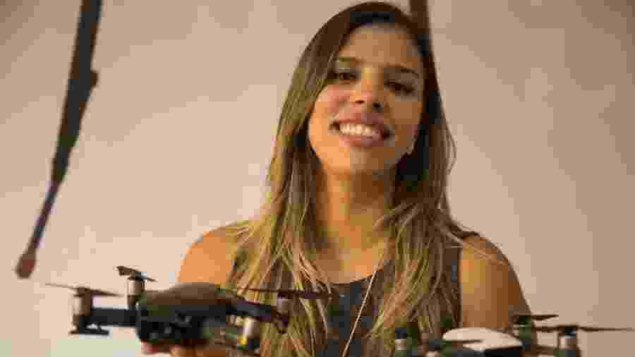 Raquel Molina, 33, criou a Futuriste, empresa que, desde 2015, já atendeu cerca de 11,5 mil clientes - Arquivo pessoal