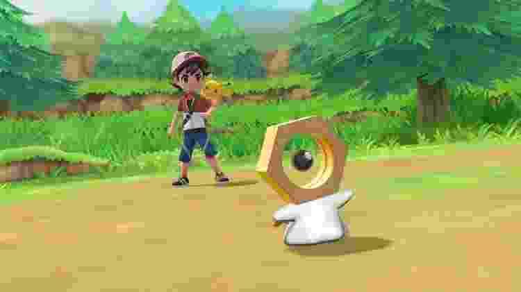 O misterioso Meltan entra para a lista dos Pokémon de Aço - Reprodução