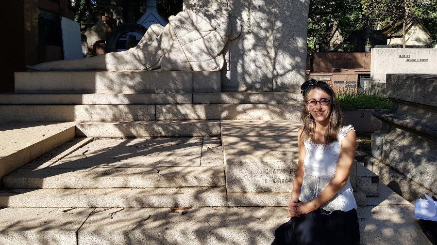 Ângela é a idealizadora do projeto que busca tirar do anonimato mulheres que foram pioneiras e desafiaram o status quo - Breno Damascena/Colaboração para UOL