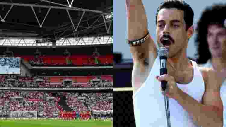 Montagem Bohemian Rhapsody - Reuters/Andrew Couldridge - Divulgação - Reuters/Andrew Couldridge - Divulgação