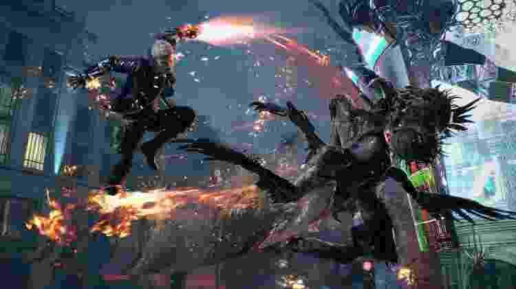Devil May Cry 5 - Nero - Divulgação - Divulgação