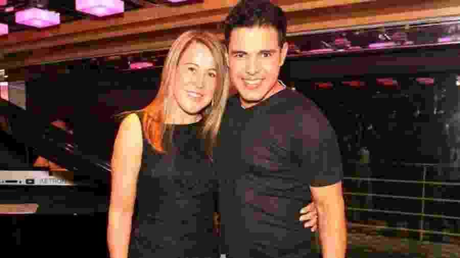 Zezé e Zilu foram retratados como protagonistas de novela mexicana pelo programa TV Fama - Imagem/Divulgação