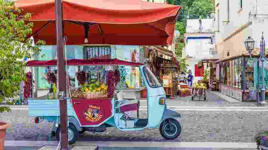 Mais de 3 milhões de euros foram arrecadados nas regiões da Campânia e Emília-Romagna com street food - Getty Images