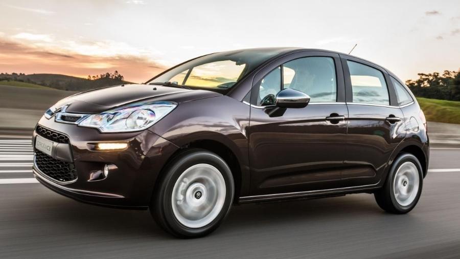 Citroën C3 Exclusive 2019 - Divulgação