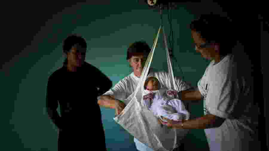 Mortalidade Infantil - Caio Guatelli/Folha Imagem