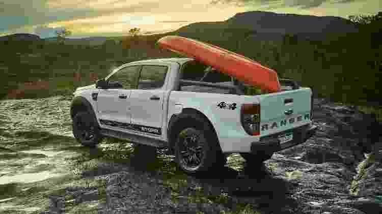 Ranger Storm - Divulgação/Ford - Divulgação/Ford