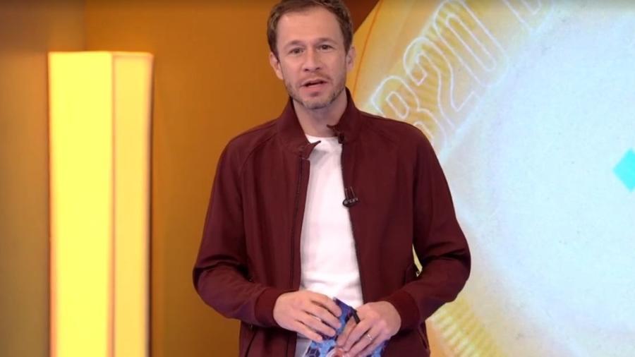 Tiago Leifert apresenta o BBB 20 - Reprodução/TV Globo