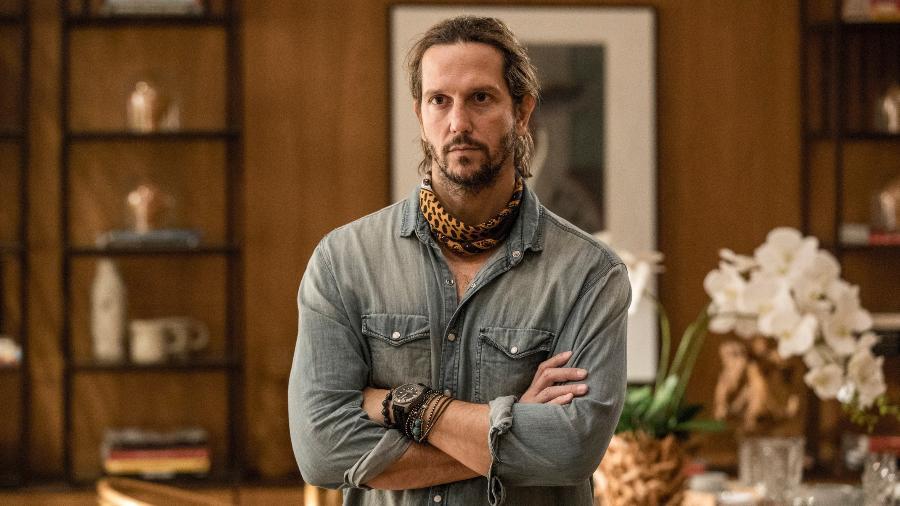 Vladimir Brichta com trabalhos na televisão e no cinema - Victor Pollak/TV Globo