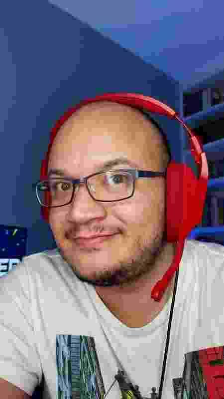Anime Hero Fernando 2 - Fernando Brique/Arquivo Pessoal - Fernando Brique/Arquivo Pessoal