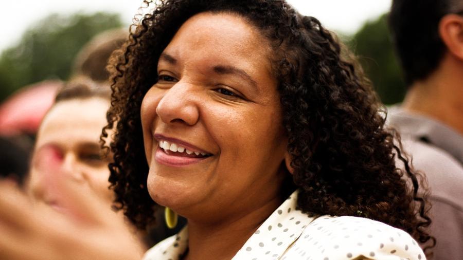 Renata Souza é pré-candidata à prefeitura do Rio de Janeiro pelo PSOL  - Caio Oliveira/Divulgação