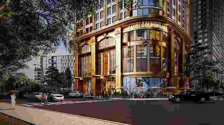Dolce Hanoi Golden Lake - fachada - Divulgação - Divulgação
