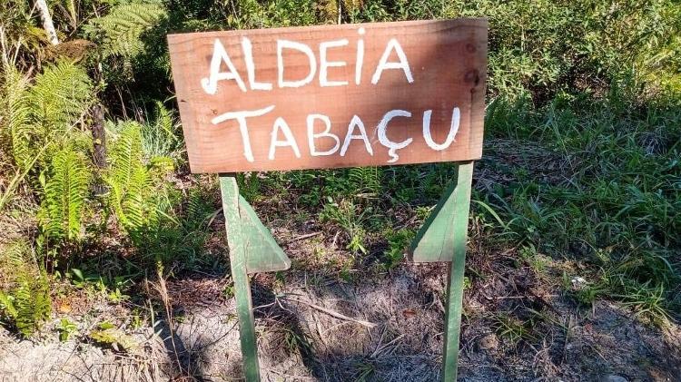 Aldeia Tabaçu, em Peruíbe (SP) - Vivência na Aldeia - Vivência na Aldeia