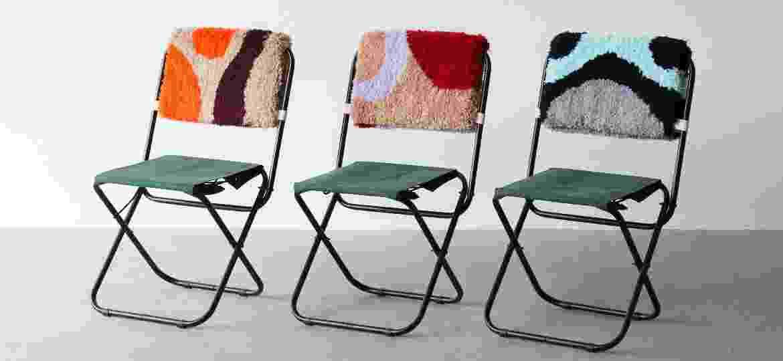 A tapeçaria é encarada por Luiza Caldari como um hobby que ganhou forma e identidade própria - Divulgação