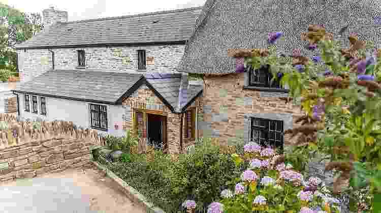 The old house - Reprodução Facebook - Reprodução Facebook