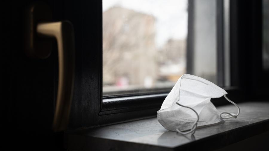 Trabalhador que não usar máscara no ambiente de trabalho pode ser punido pelo empregador.  - iStock