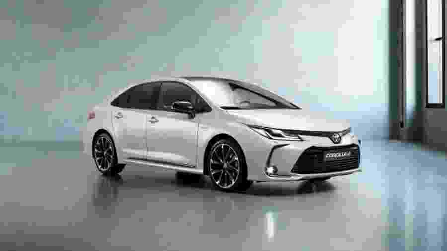 Toyota Corolla GR-S - Divulgação