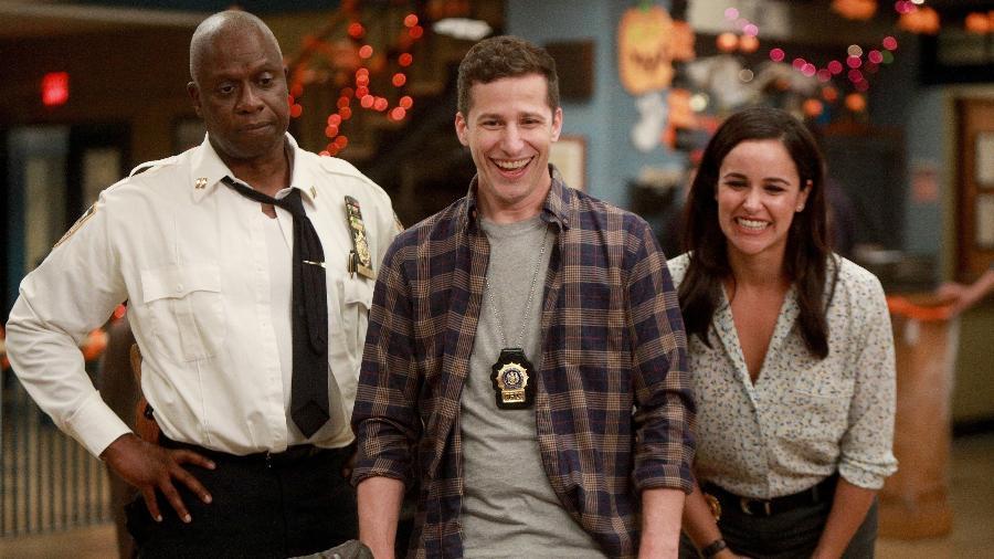 """Última temporada de """"Brooklyn Nine-Nine"""" ganhou trailer inédito - reprodução/NBC"""