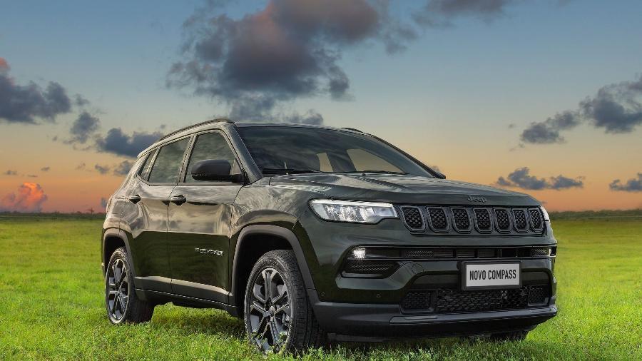 Jeep Compass 2022 - Divulgação