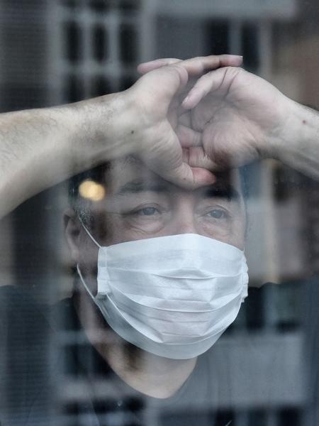 Preocupação, ansiedade, coronavírus, pandemia - Drazen Zigic/Istock