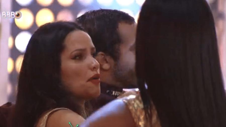 BBB 21: Juliette discute sua sexualidade com Pocah - Reprodução/Globoplay